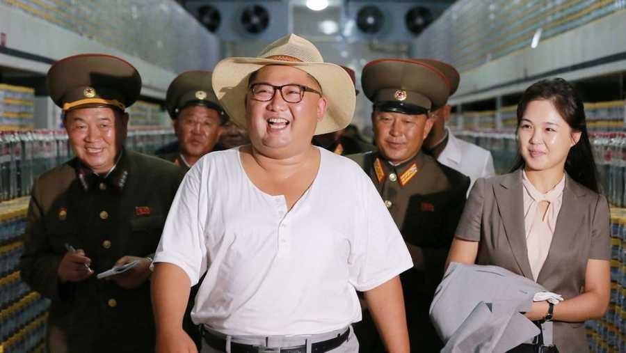 نتيجة بحث الصور عن كيم جونغ اون