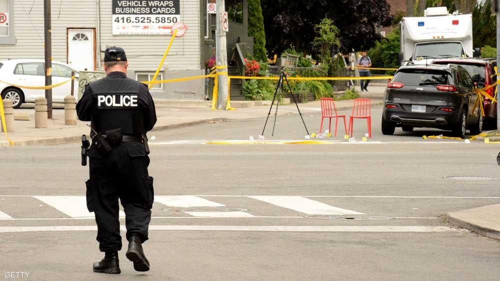 الشرطة الكندية أعلنت مقتل 4 أشخاص على الأقل