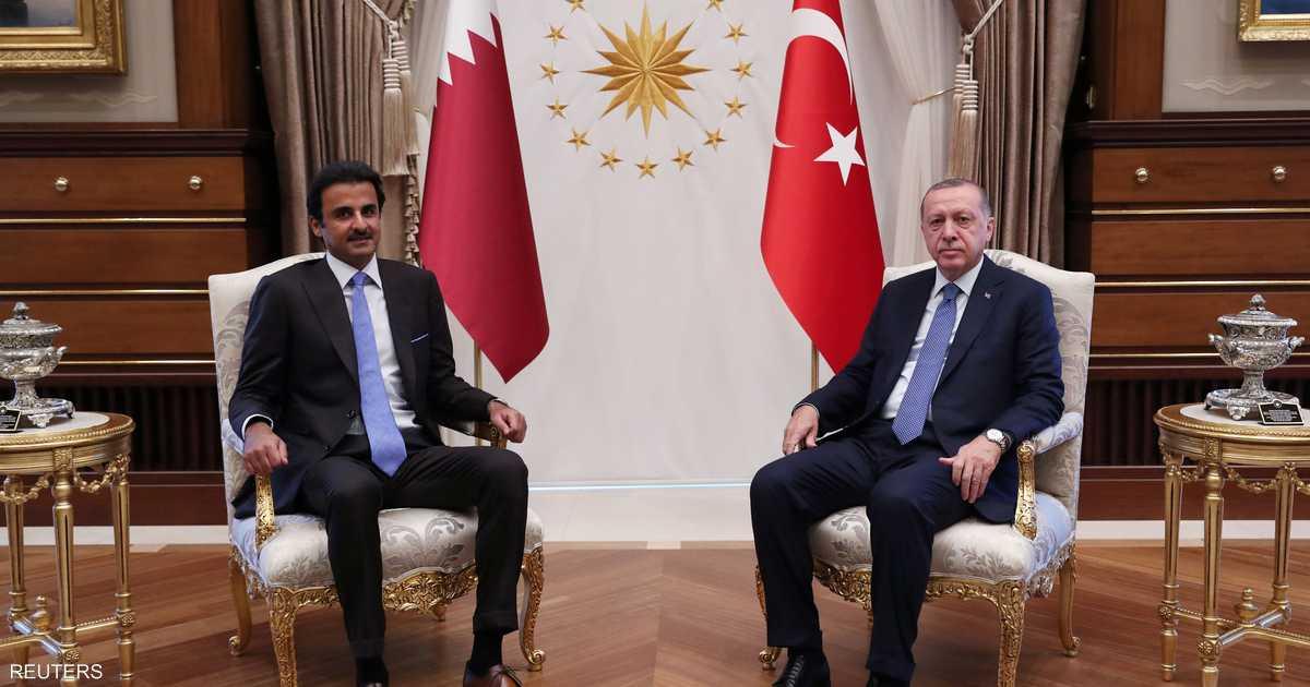 مليارات من قطر إلى تركيا.. هل تنقذ ليرة أردوغان المتداعية؟