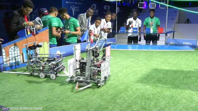 المكسيك تحتضن أولمبياد الروبوت العالمي