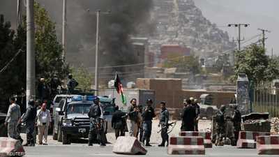 قتلى وجرحى بهجوم على شركة أمنية بريطانية في كابول