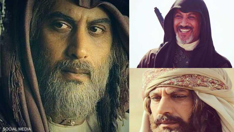 الفنان ياسر المصري جسد شخصية نمر بن عدوان