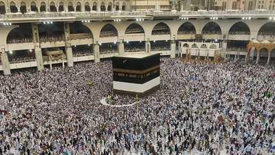 وفاة حاج قفز من سطح المسجد الحرام