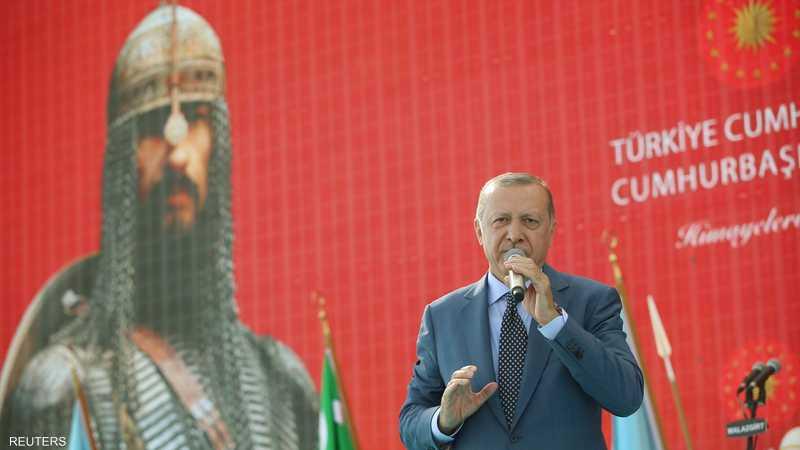 أردوغان : نحتاج S-400 وسنواصل دفع اقساط ال F-35 وسنشتري مقاتلات اخرى اذا تم ايقاف التوريد !! 1-1176810