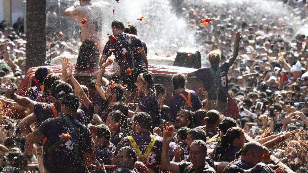 المهرجان في نسخته الـ73