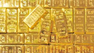 الذهب يرتفع في المعاملات الفورية
