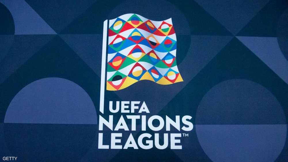 دوري الأمم الأوروبية الجديد