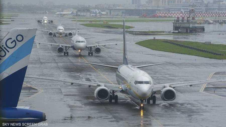 مطار في الهند - أرشيفية