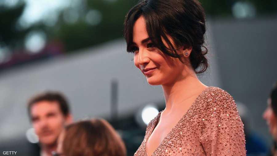 الممثلة ديتا امانتا