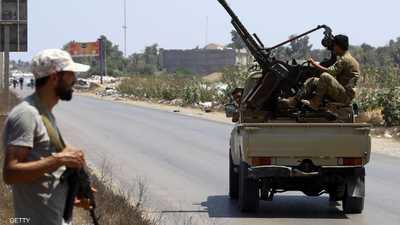 فرنسا تطالب بعقوبات على مليشيا في طرابلس الليبية