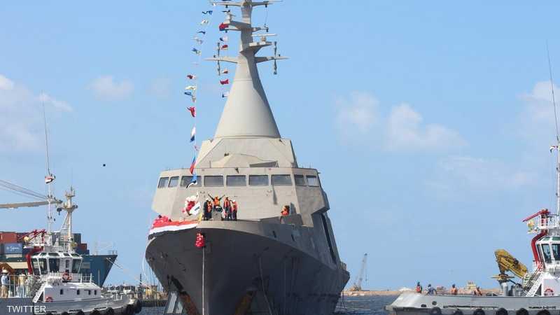 كورفيتات Gowind 2500 لصالح البحرية المصرية  - صفحة 2 1-1180140