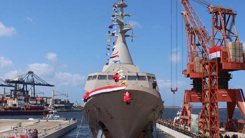 كورفيتات Gowind 2500 لصالح البحرية المصرية  - صفحة 2 1-1180141
