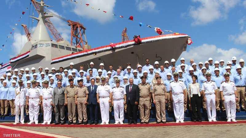 كورفيتات Gowind 2500 لصالح البحرية المصرية  - صفحة 2 1-1180142