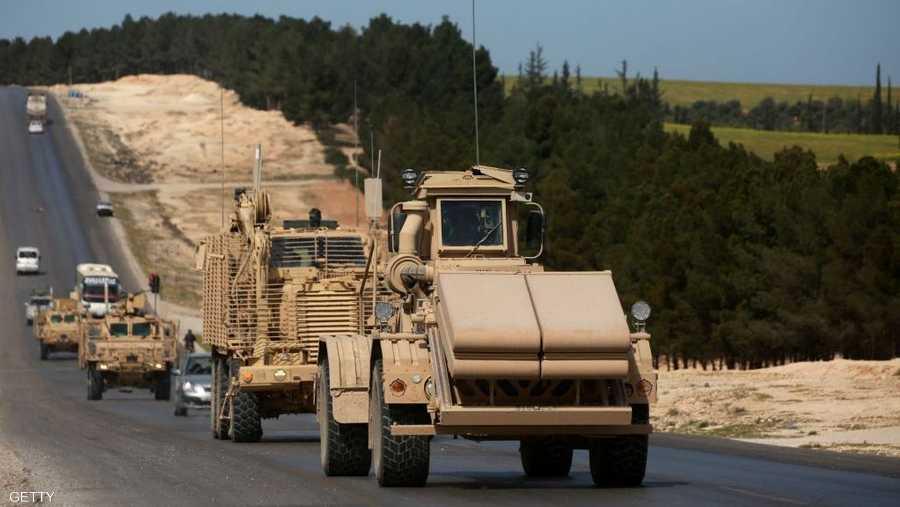 تنشر الولايات المتحدة أكثر من ألفين من قواتها في سوريا