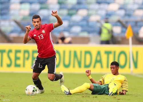 ليبيا تنتزع نقطة ثمينة بالتعادل مع جنوب أفريقيا