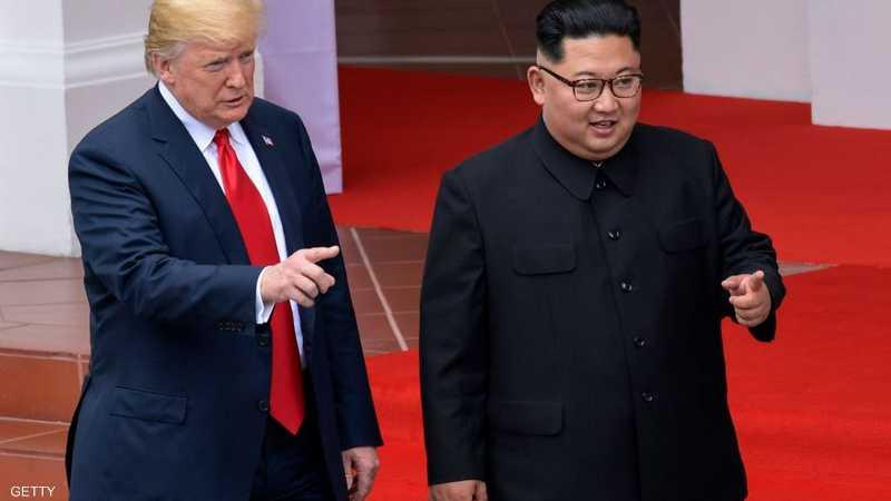 أشاد ترامب بالعرض الخالي من الصواريخ النووية