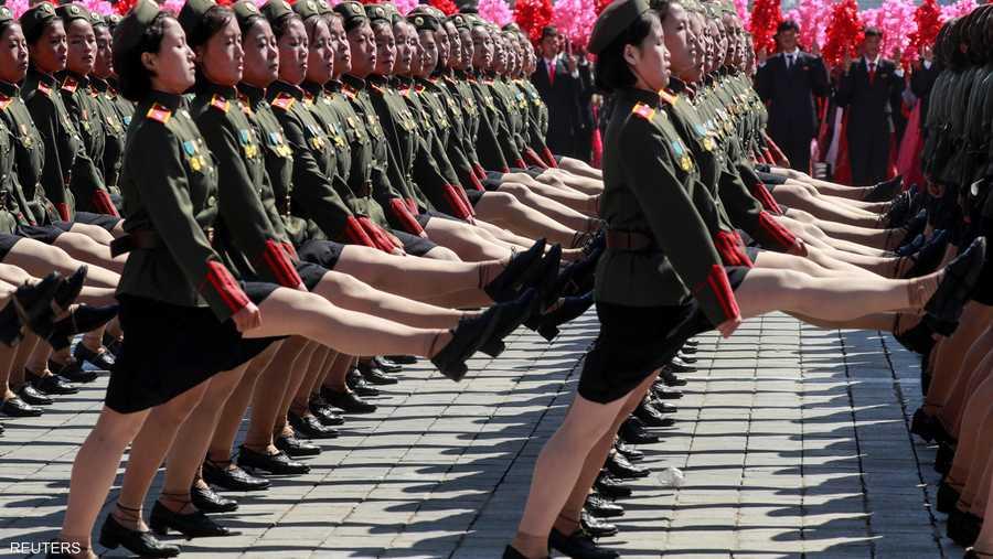 وجهت كوريا الدعوة لمجموعة كبيرة من الصحفيين الأجانب للحضور