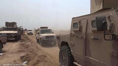 معركة البيضاء باليمن.. قوات العمالقة تتقدم على 4 جبهات