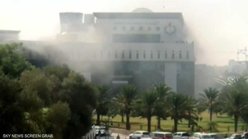 قتلى بهجوم لداعش على مؤسسة النفط الليبية