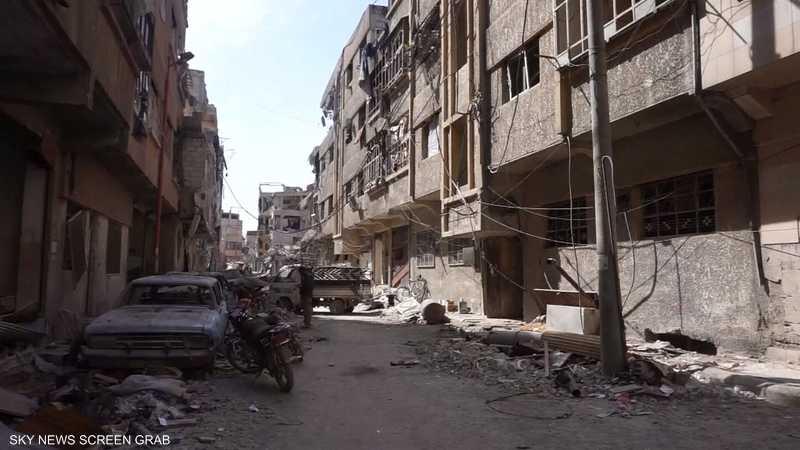 الكيماوي السوري.. وشبح الموت اختناقا