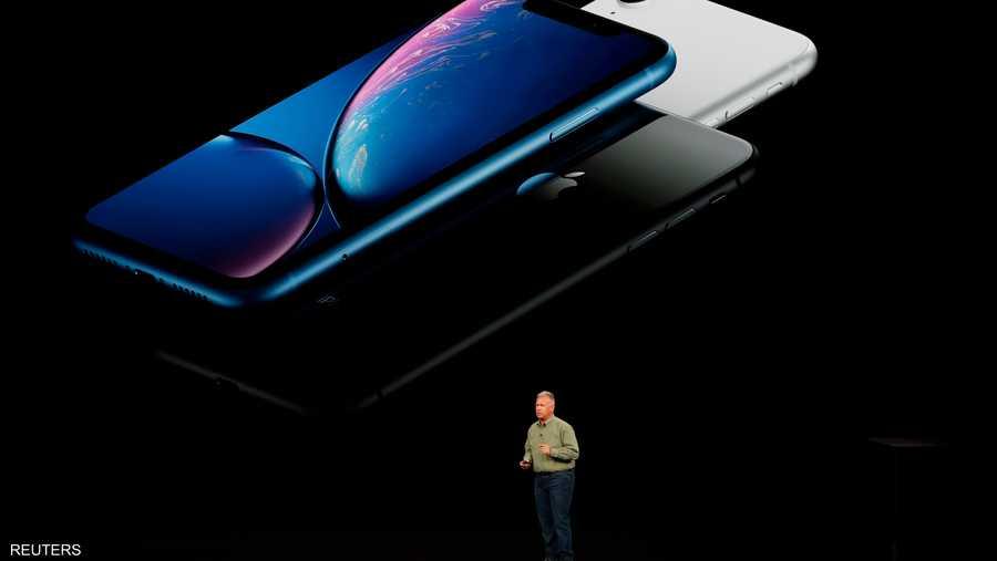 هاتف XR الجديد