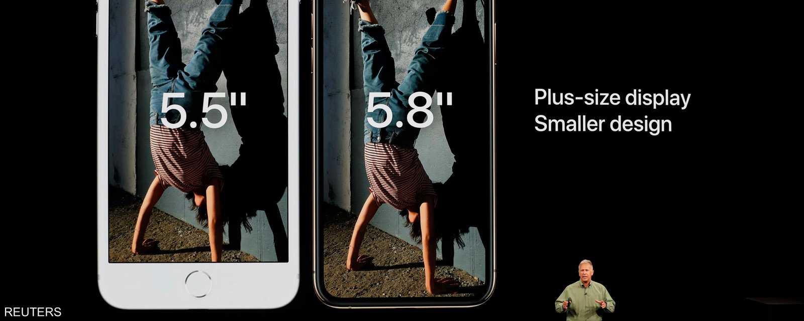 هاتفا XS و XS MAX