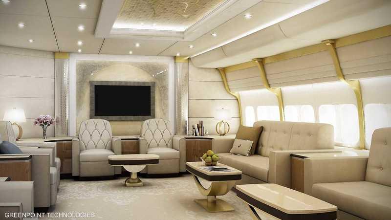 الطائرة من طراز بوينغ