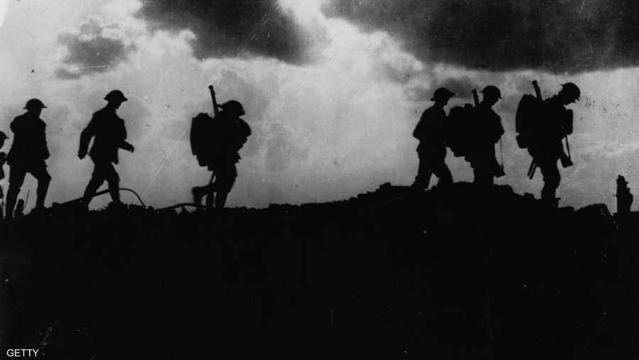 من معارك الحرب العالمية الأولى