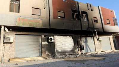 عودة الهدوء إلى طرابلس بعد شهر من المعارك الدامية