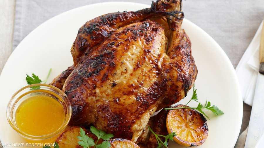 جلد الدجاج مثار جدل
