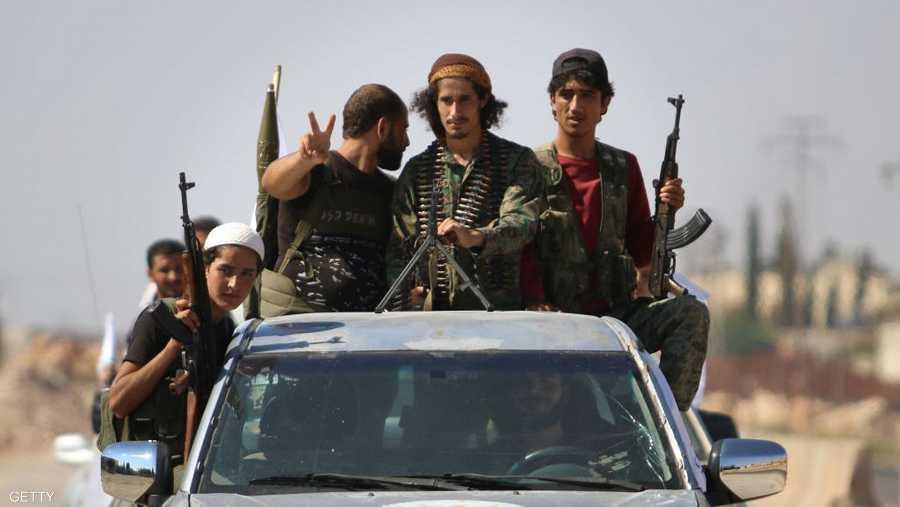 الاتفاق يضمن للإرهابيين الانسحاب من إدلب بأسلحتهم