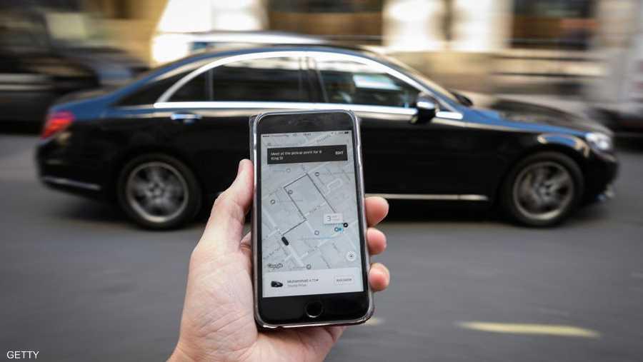 التطبيق يقدم معلومات عن السائق