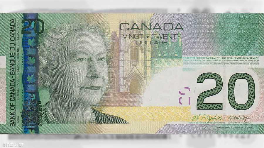 20 دولارا من كندا