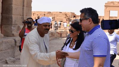 مصر تطلق حملة ترويجية لكنوزها الأثرية