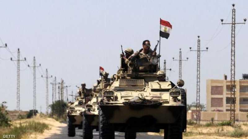 مصر.. أمن سيناء والحدود محور اجتماع قادة القوات المسلحة 1-1188133.jpg