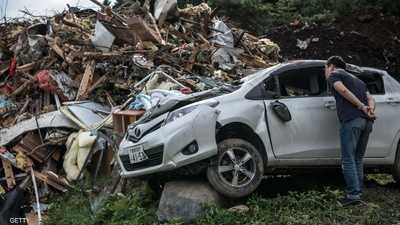 زلزال بقوة 7.1 درجة يضرب منطقة فوكوشيما اليابانية