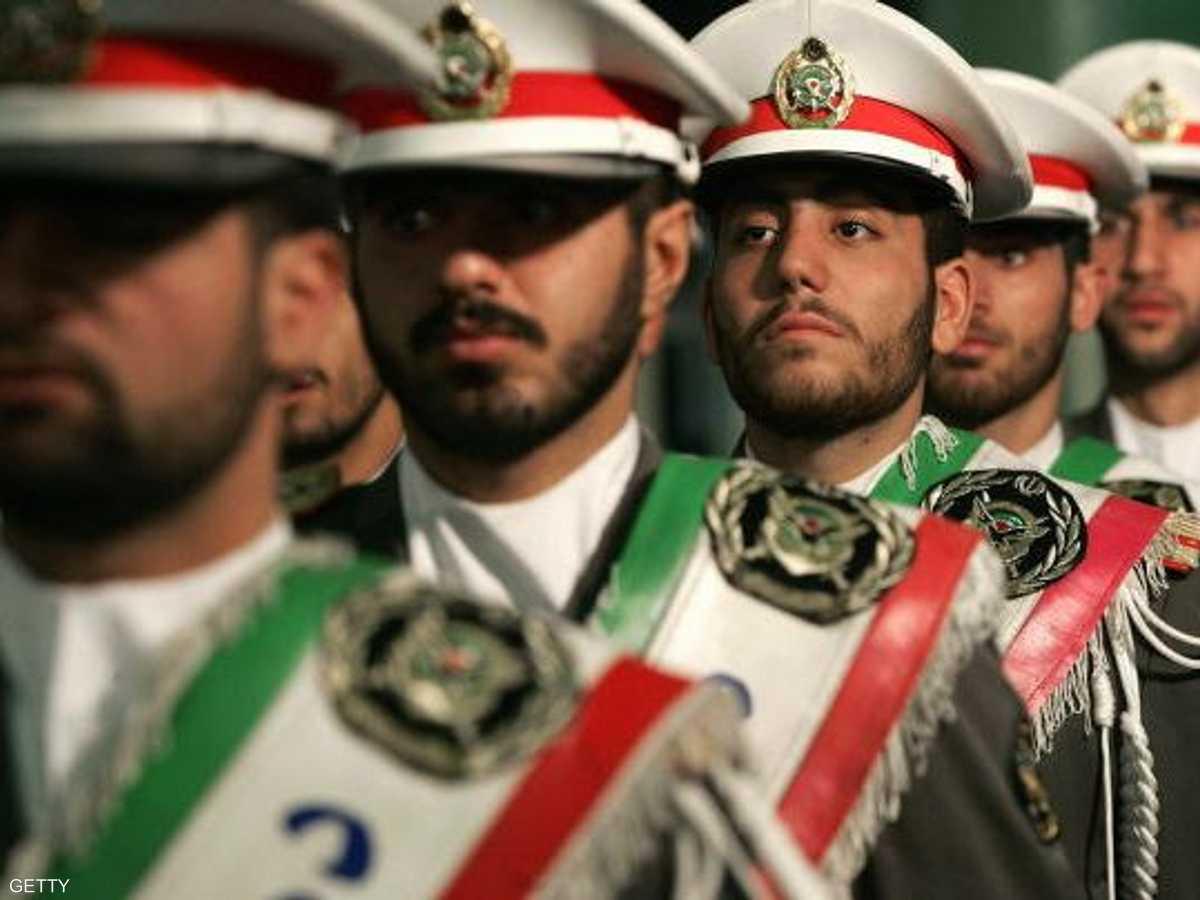 الحرس الثوري الإيراني - أرشيفية