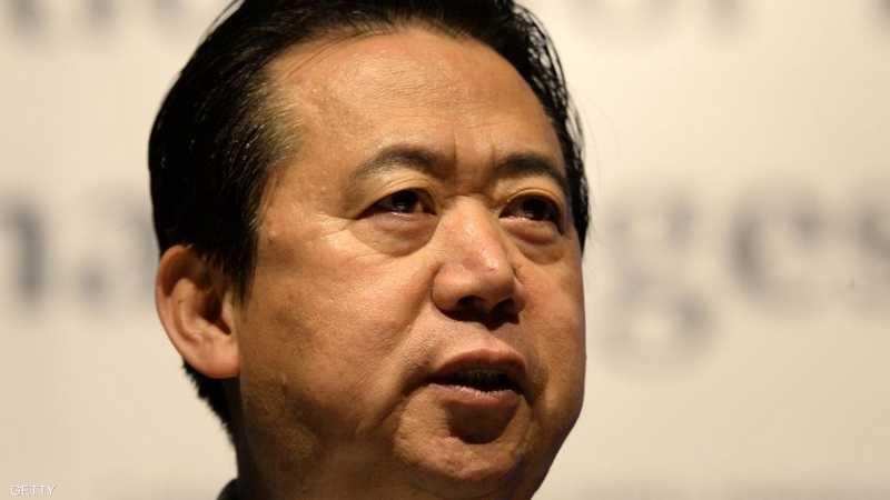 ماذا لرئيس الإنتربول.. الصين تقدم