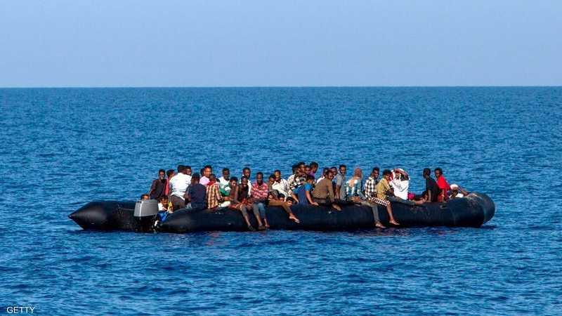 البحرية المغربية تنقذ مئات المهاجرين من الغرق | أخبار سكاي نيوز عربية