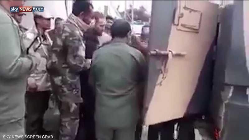 لحظة اعتقال عشماوي.. أخطر الإرهابيين المصريين