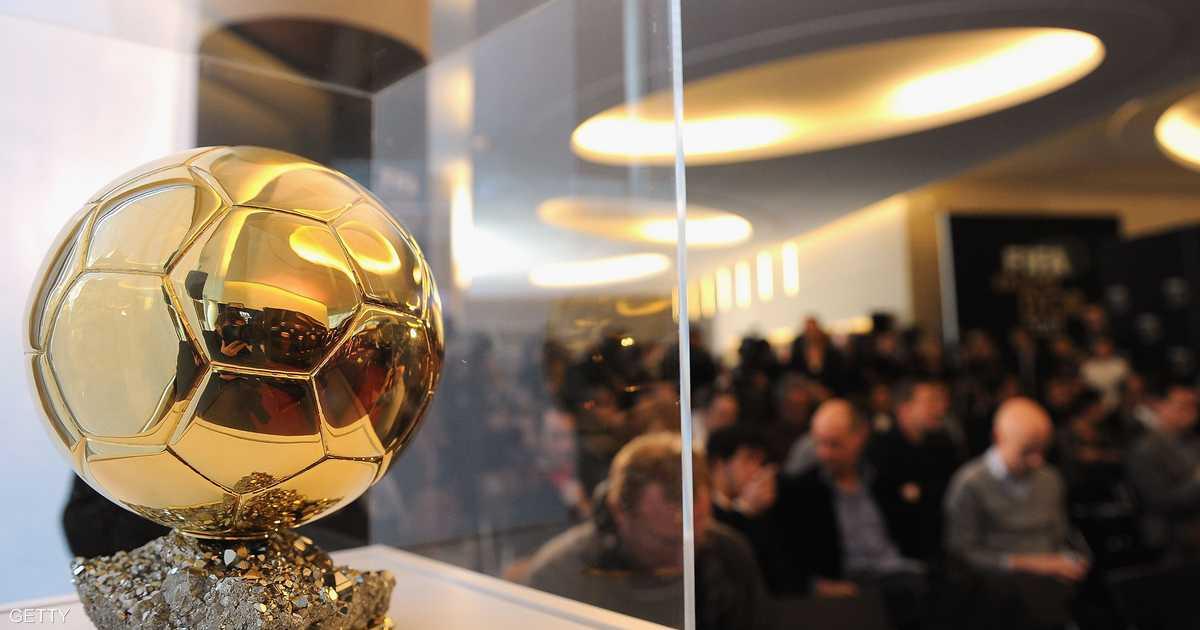 """""""جائزة ياشين"""".. فرانس فوتبول تستحدث كرة ذهبية جديدة"""