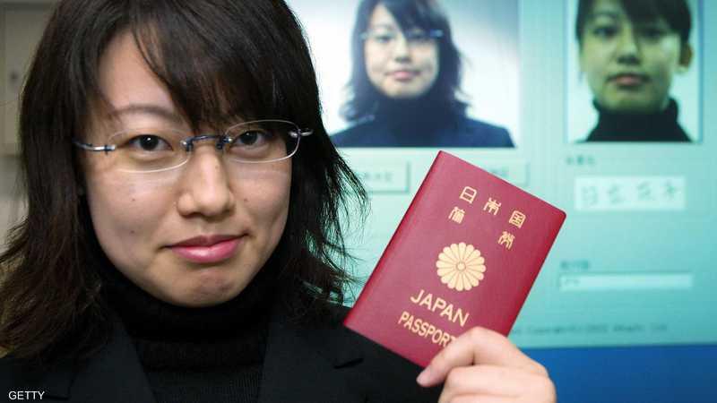 الجواز الياباني يخطف الصدارة.. و4 دول عربية في آخر القائمة 1-1189671