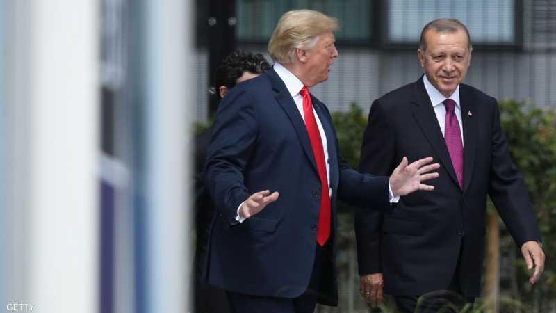 """العلاقات """"التركية- الأميركية"""".. ملفات شائكة رغم إطلاق القس 1-1190622.jpg"""