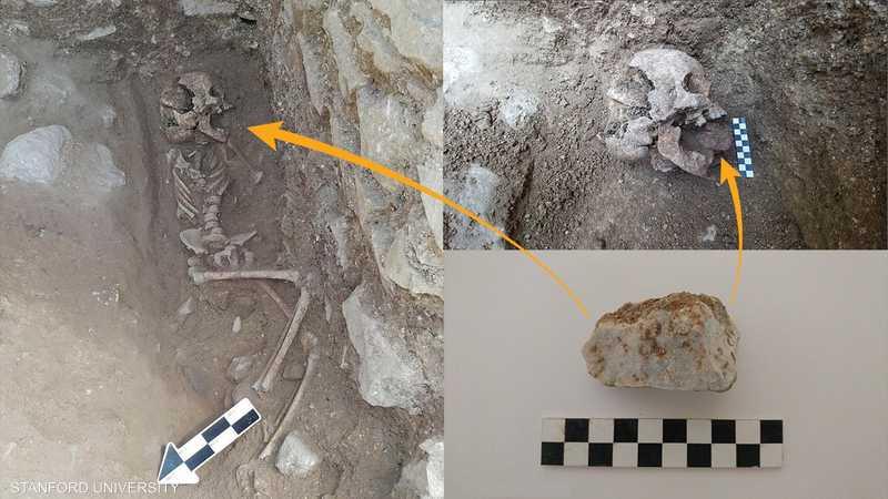 العثور على بقايا طفل مصاص دماء في روما 1-1190798.jpg