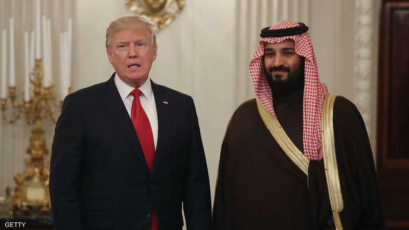 اتصال هاتفي بين الرئيس الأميركي وولي العهد السعودي 1-1191603.jpg