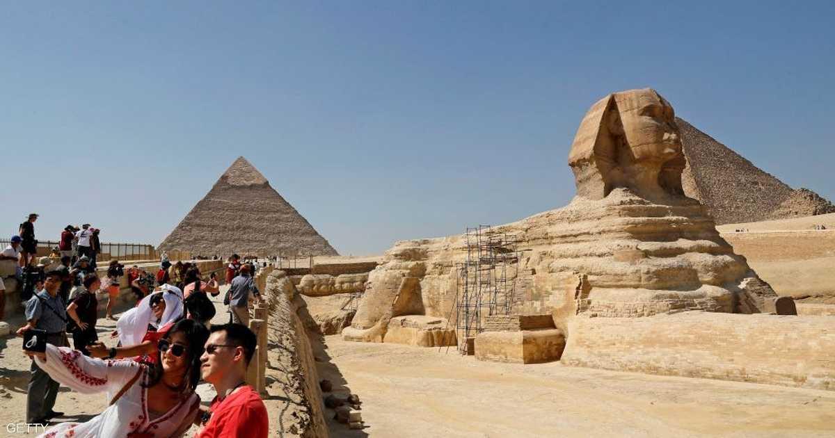 وثيقة: مصر تريد 12 مليون سائح.. و127 مليون ليلة   أخبار سكاي نيوز عربية