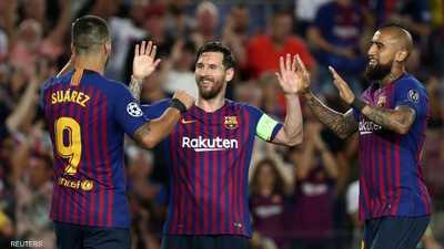 تغريم نجم برشلونة بعد