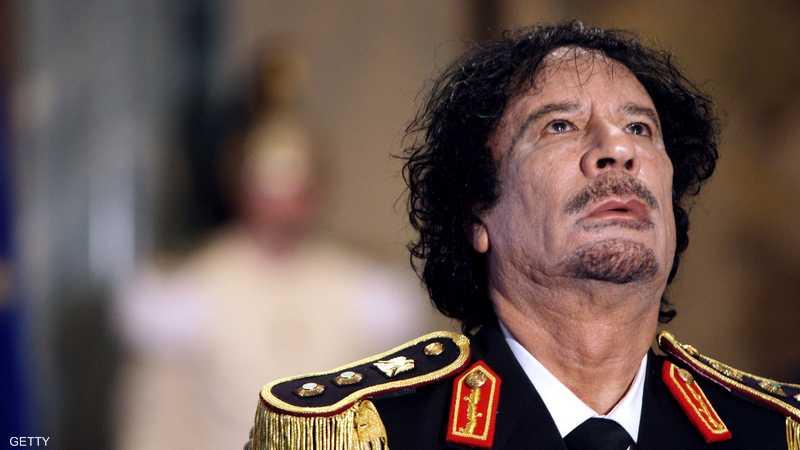 القذافي كان غاضبا بسبب الاتصالات
