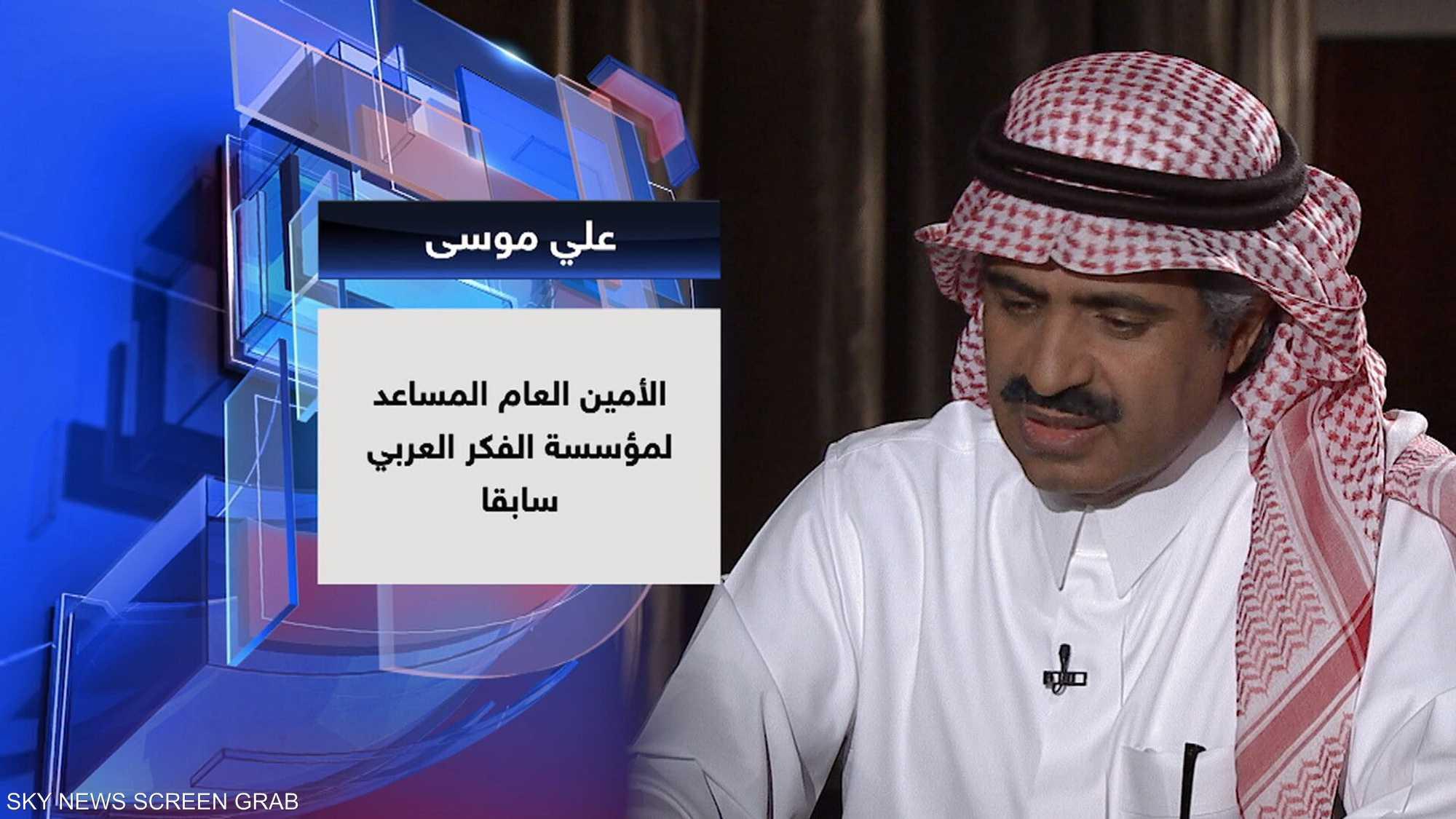 الأمين العام للمجلس الدولي للغة العربية علي موسى