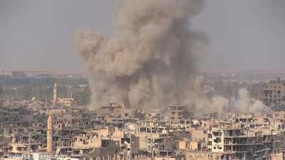 غارات التحالف الدولي تقتل العشرات من داعش شرق سوريا